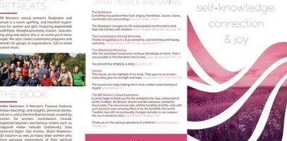BRI Women Brochure