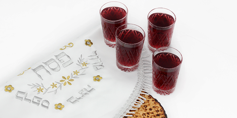This is also the reason that we drink four glasses of wine on the Seder night, for on Passover we merit receiving the light of Truth