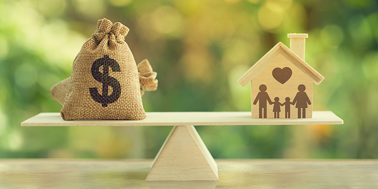 In order to be able to have a family one needs the means to provide them with their needs