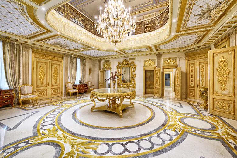 Faith is like a beautiful palace